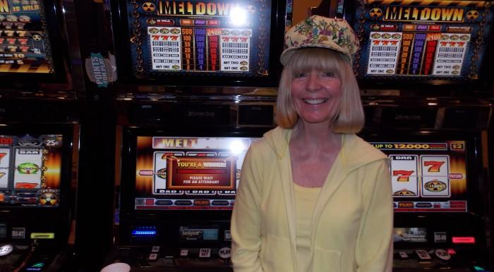 Diane Robert. B3-08. Meltdown. $60,000. 7-3-14.