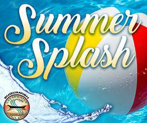 Summer Splash Package at Clearwater Casino Resort