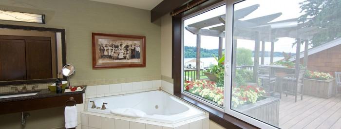 Luxury suites seattle