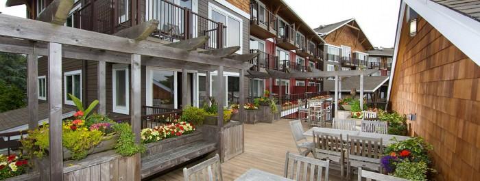 Best hotel suites in Seattle