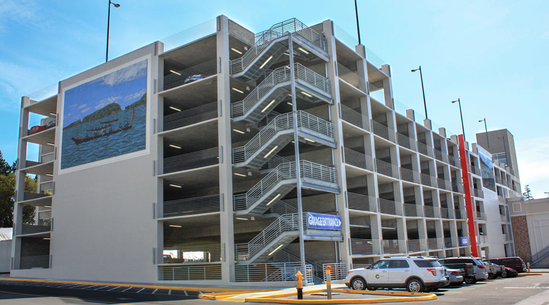 new-parking-garage