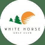 Round White Horse logo