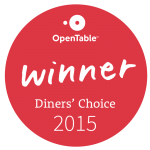 Kingston WA Clearwater Restaurant Open Table Winner 2015