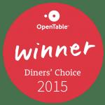 Kingston WA Clearwater Restaurant Open Table Winner 2015