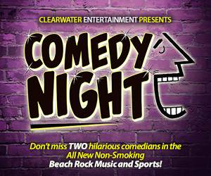 Clearwater Casino presents Comedy Night