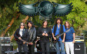 Journey Revisited - Free Summer Concert 8/18/16
