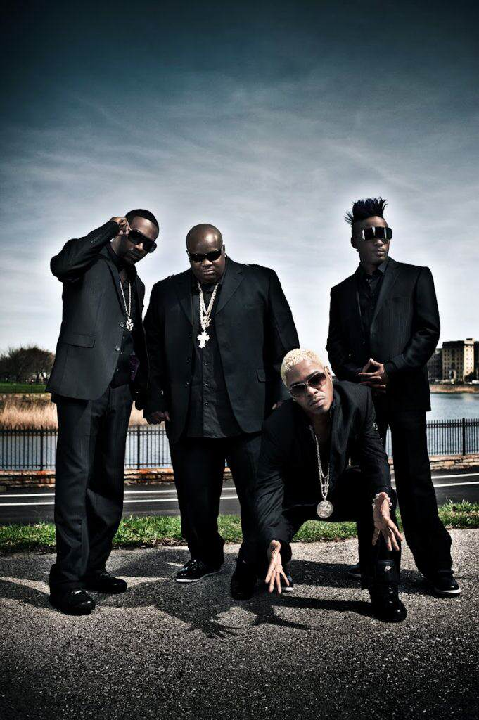Dru Hill at Clearwater Casino November 2016