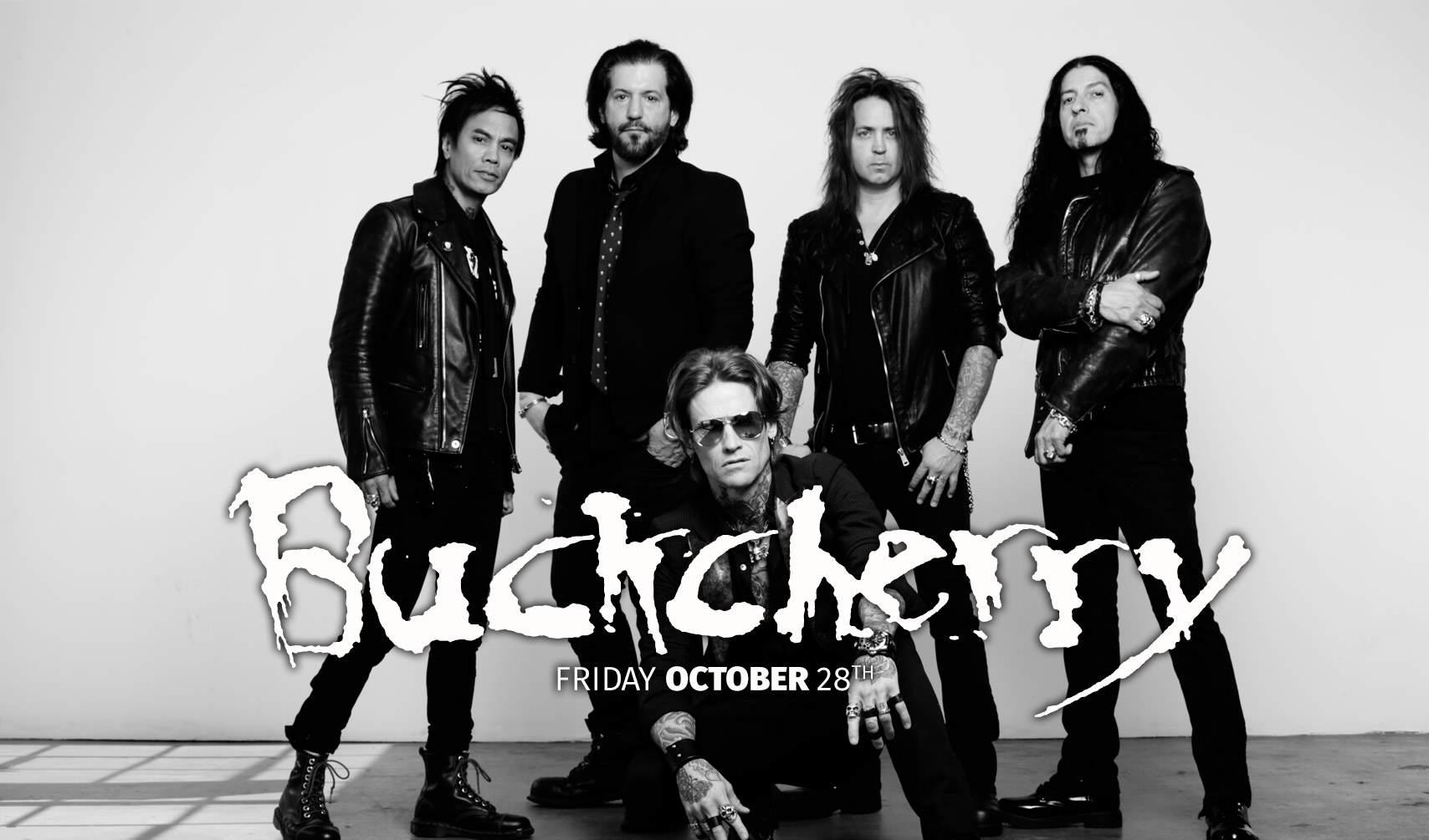 Buckcherry w/ Sebastian Bach