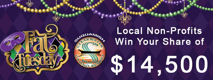 Clearwater Casino Resort Fat Tuesday 2017