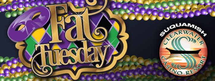 Fat Tuesday Parade Of Service Clearwater Casino Resort