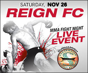 Reign FC MMA 2016 Clearwater