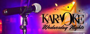 Wednesday Karaoke Beach Rock