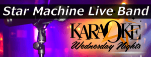 Star Machine Live Band Karaoke