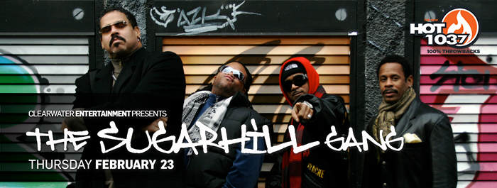 Clearwater Entertainment Presents: The Sugarhill Gang
