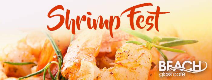 Beach Glass Café March Shrimp Fest