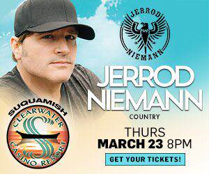 Jerrod Niemann Beach Rock Lounge