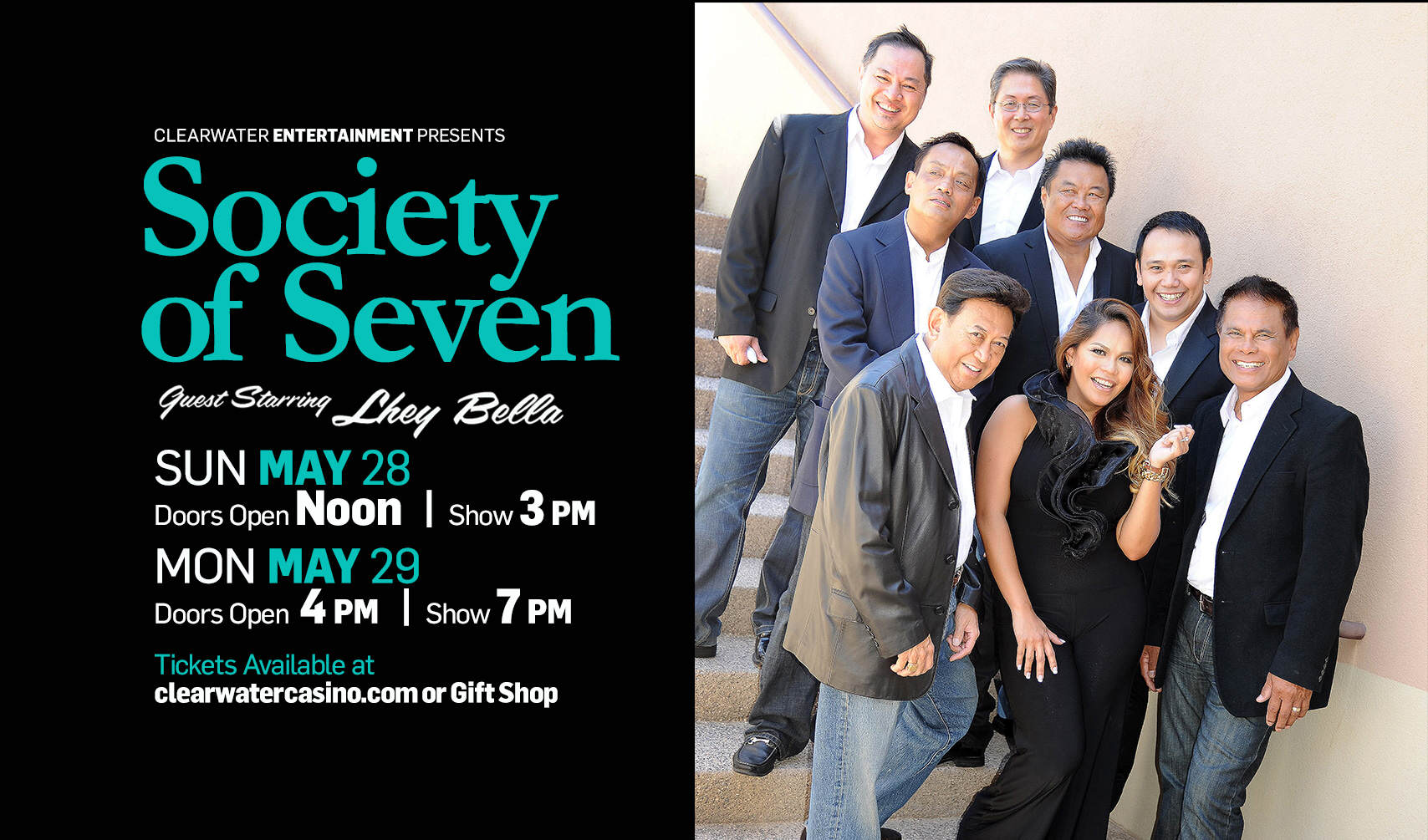 Society Of Seven Beach Rock Music & Sports