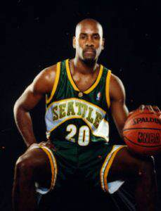 Gary Payton -  Clearwater Casino & Resort Beach Rock Music & Sports Lounge