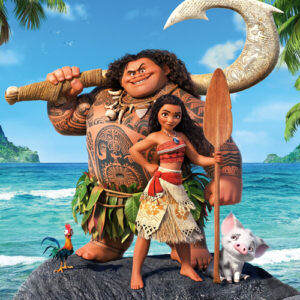 Moana: 2017 Movies On The Lawn at Clearwater Casino Resort