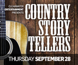 The Country Story Tellers at Clearwater Casino Resort