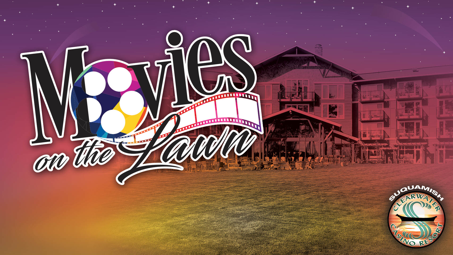 Movies On The Lawn Clearwater Casino Resort