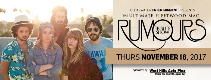 RUMOURS Fleetwood Mac Tribute at Clearwater Casino Resort