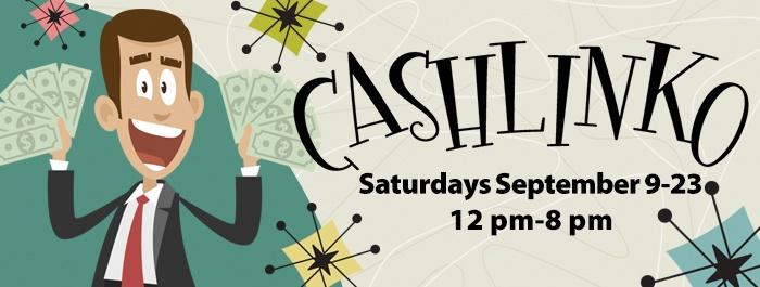 Cashlinko at Clearwater Casino & Resort