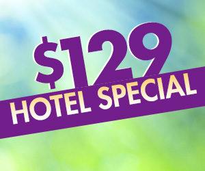 September Hotel Special