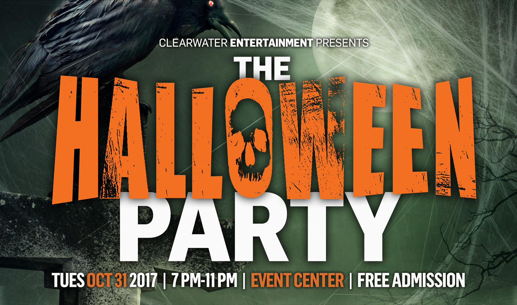 The Clearwater Casino & Resort Halloween Party