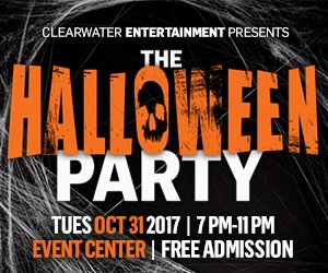 The Clearwater Casino Resort Halloween Party