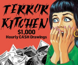 Terror Kitchen at Clearwater Casino Resort