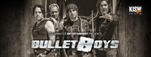 BulletBoys at Clearwater Casino Resort