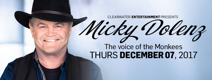 Micky Dolenz at Clearwater Casino Resort