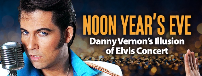 Danny Vernon Noon Years Eve Clearwater Casino Resort