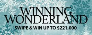Winning Wonderland at Clearwater Casino Resort