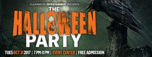 Halloween party 2017 Clearwater Casino Resort