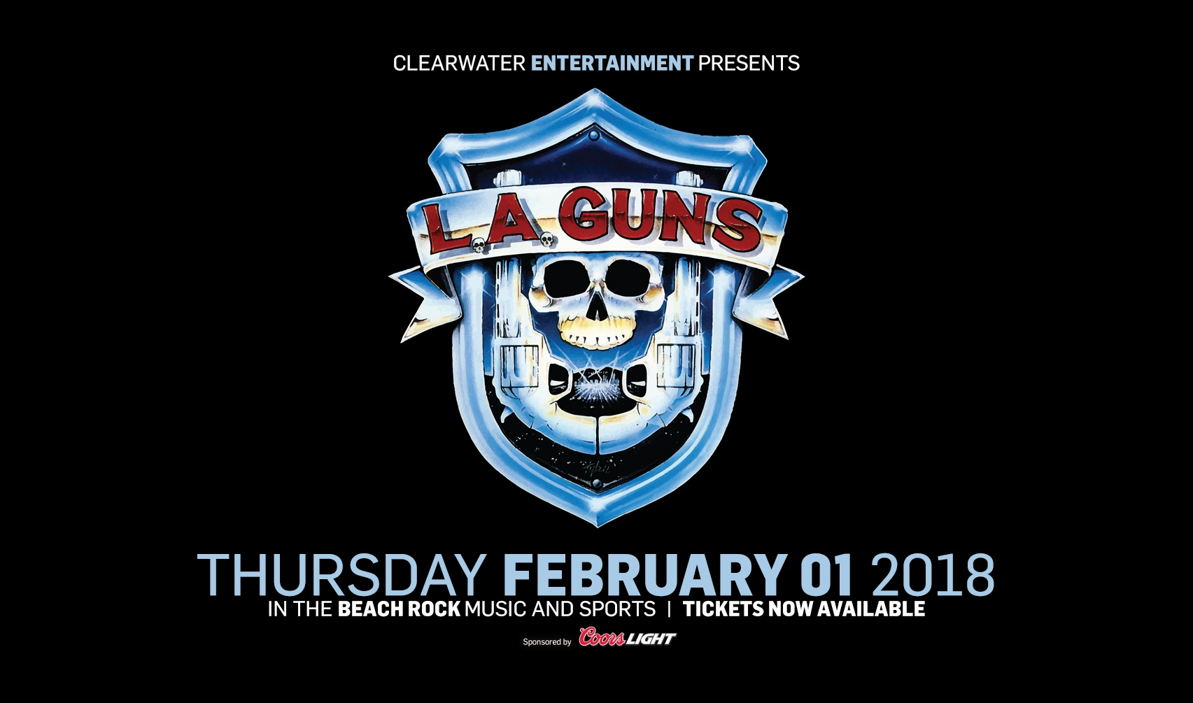 LA Guns at Clearwater Casino Resort