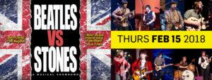Beatles Vs Stones Clearwater Casino Resort