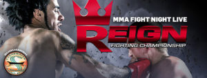 Reign MMA Clearwater Casino Resort