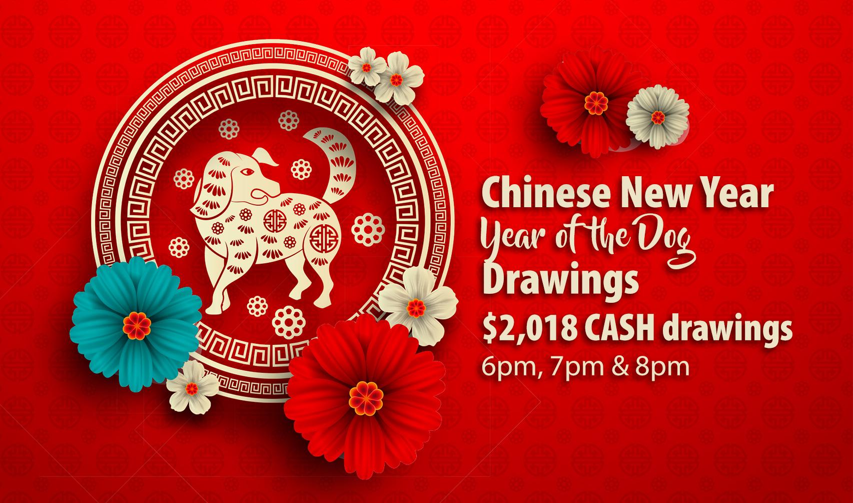 Chinese New Year Clearwater Casino Resort