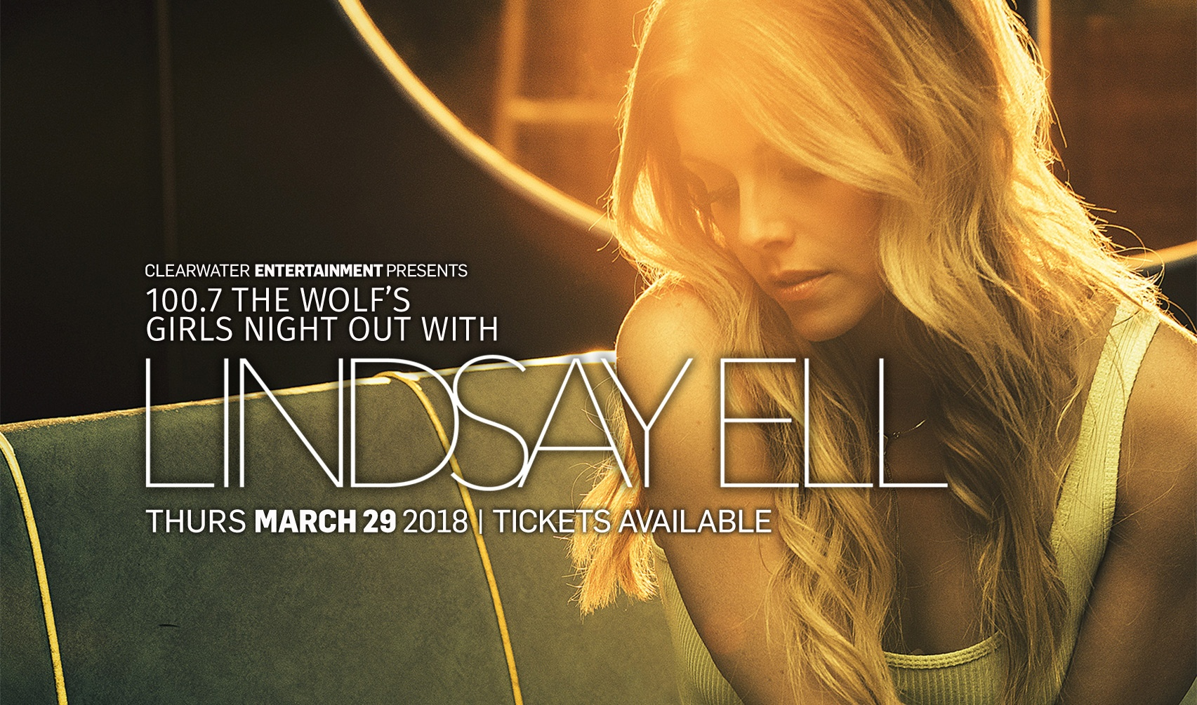 Girls Night Out w/ Lindsay Ell - March 29th