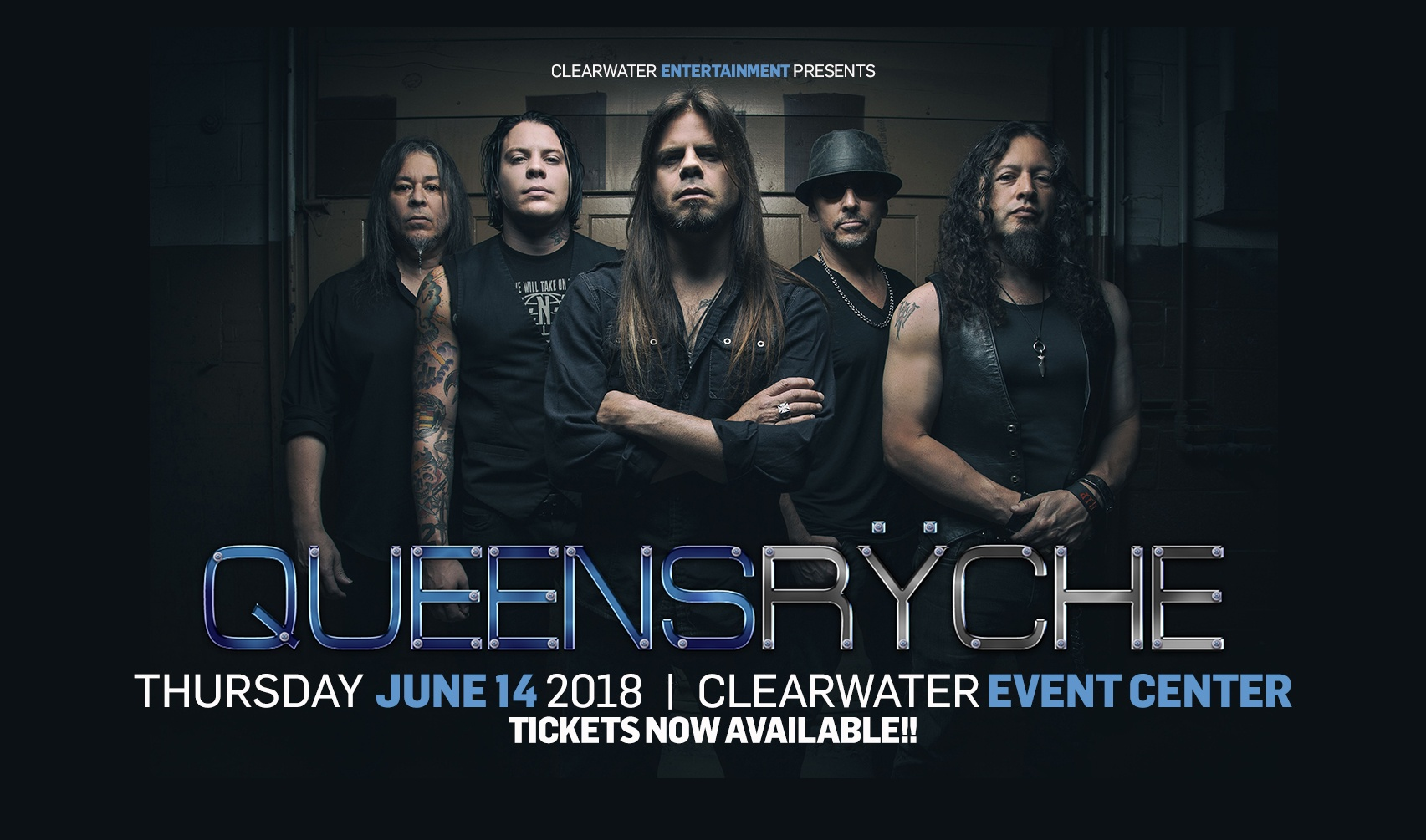 Queensryche at Clearwater Casino & Resort