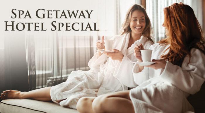  Spa Getaway Hotel Package