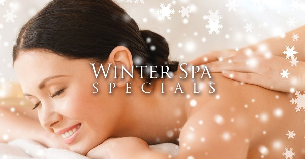 """Winter Angeline Spa Specials"