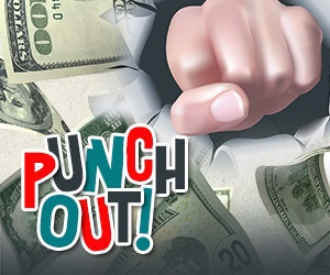 Punch Out at Clearwater Casino Resort