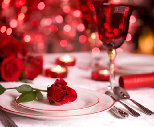 Clearwater Valentine's Day Dinner Special