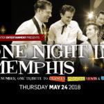 One Night in Memphis Beach Rock Music & Sports