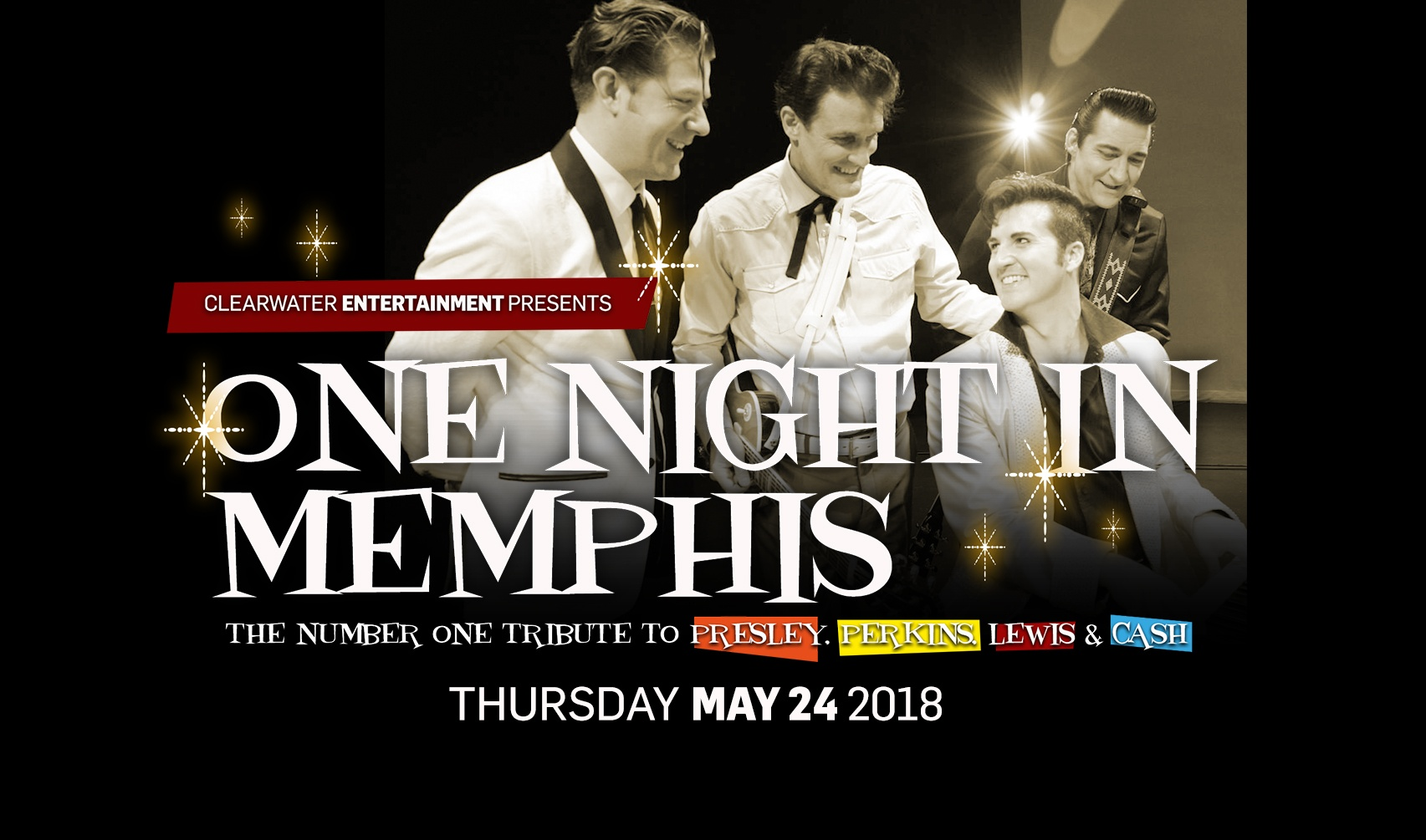 One Night in Memphis Beach Rock Music & Sports