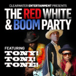 Red, White, & BOOM Hotel Package!