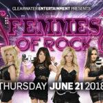 FEMMES OF ROCK - Electric Violin Classic Rock!